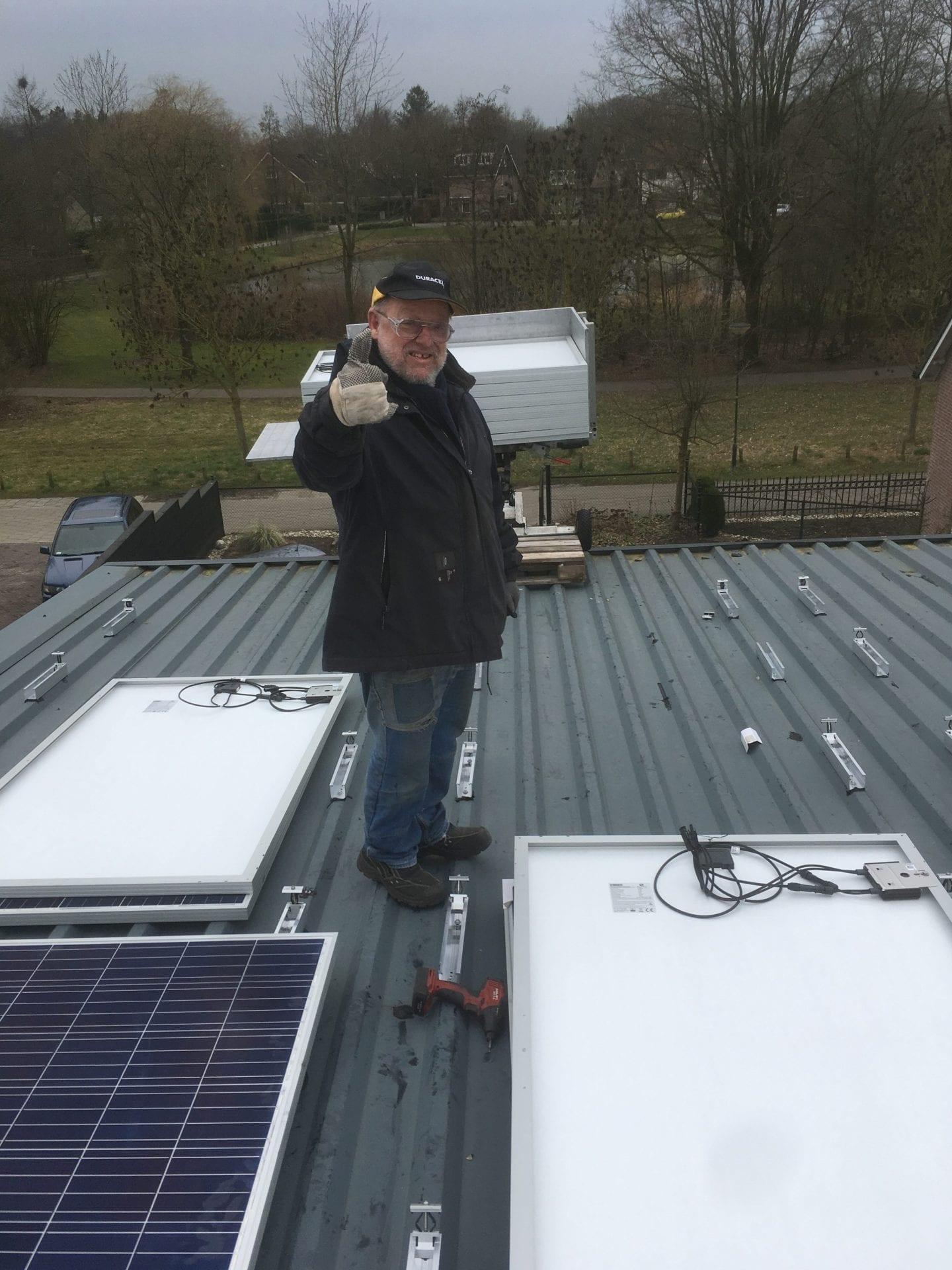 Zonnepanelen, Solaranlage3