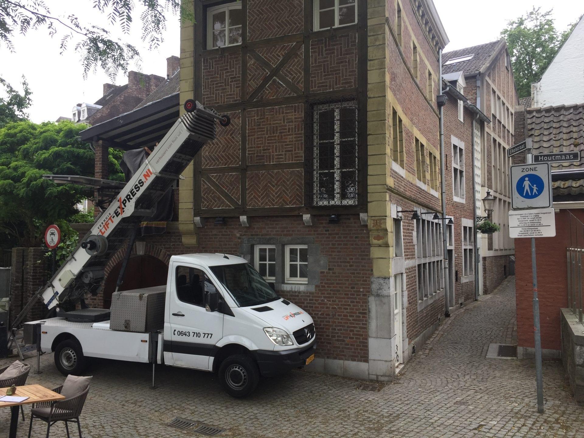 Verhuizing Houtmaas Maastricht